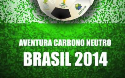 Aventura Carbono Neutro Brasil 2014
